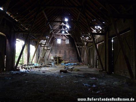 scheune innen scheune milse abgerissen 2012 auferstanden aus ruinen