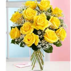 Oklahoma Flowers - illinois florist fabbrinis flowers a dozen yellow roses 804