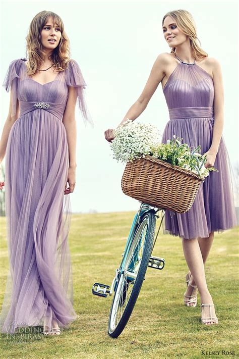 wisteria colored bridesmaid dresses 17 best ideas about bridesmaid dresses on