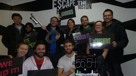 Escape The Room Boston by Nothing Mundane Aliens
