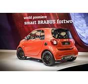 Beijing 2016 Smart Brabus  GTspirit