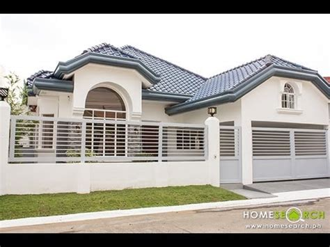 house design sles philippines bungalow house for sale in bf homes paranaque philippines