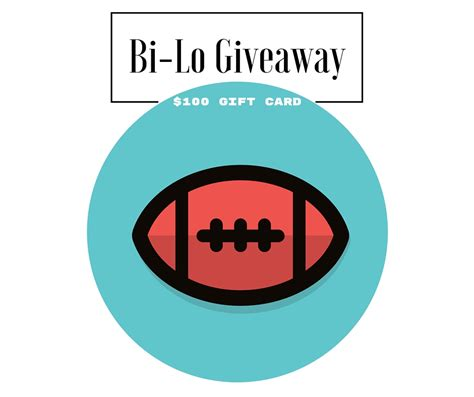Bilo Gift Card - bi lo 100 gift card giveaway 50 162 avocados southern savers