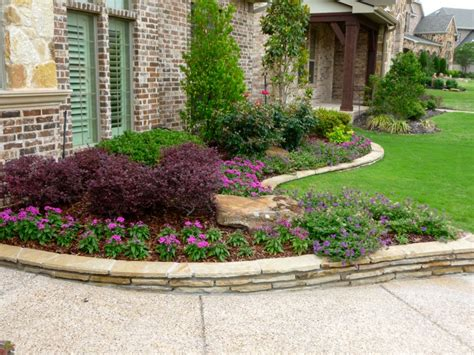 front yard landscaping texas pdf