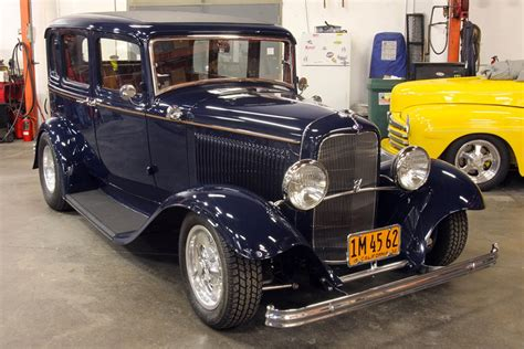 Ford Sedan A 1932 Ford Sedan That To Travel Rod Network