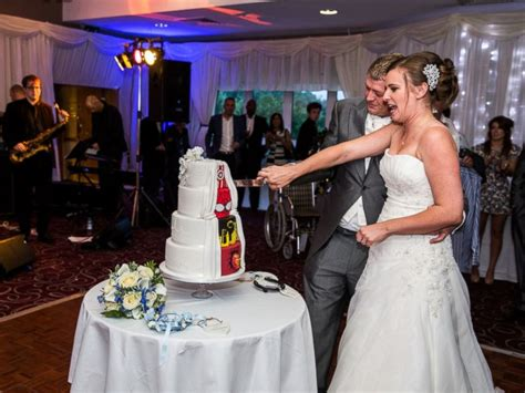 What Pictures To Take At A Wedding by Take Wedding Cake Is One Of A