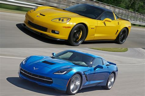 corvette stingray z06 totd 2014 chevrolet corvette z51 or c6 z06 which do