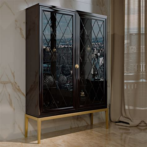 high end storage cabinets high end luxury italian display juliettes interiors