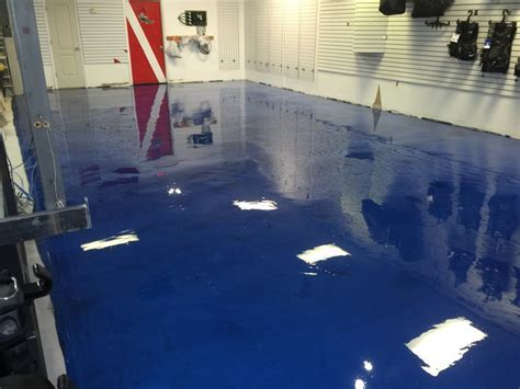 Epoxy Metallic Flooring Systems   Seal Krete High