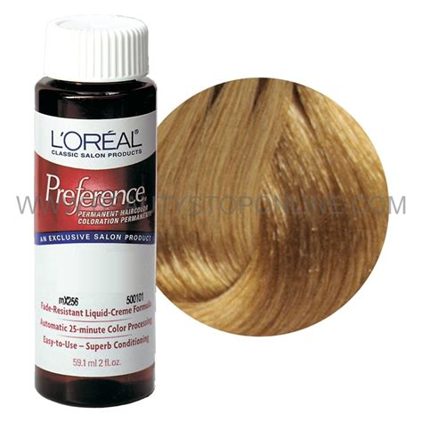 l39oreal preference hair dye 3 l oreal preference golden 8 3 stop