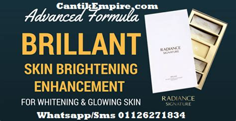 Collagen Radiance Signature radiance signature review radiance signature testimoni