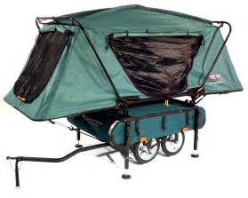 A Bike Tent Trailer Root Simple