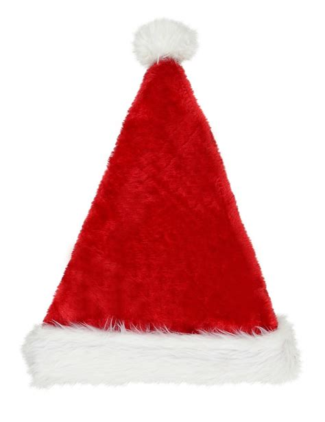 plush santa hat 40cm santa hats suits stockings