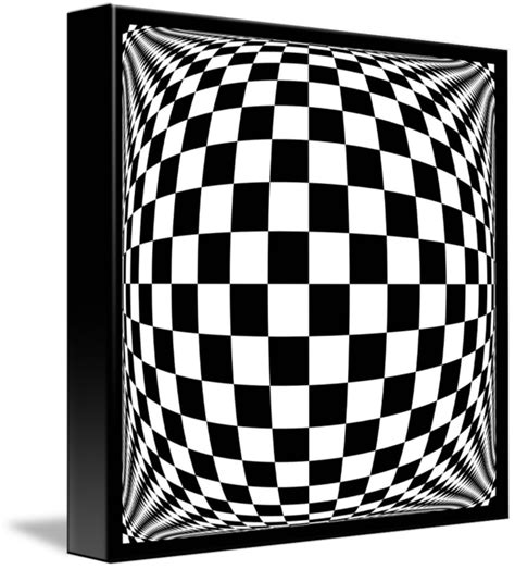 checker pattern png warped checkerboard pattern 2 by bobb