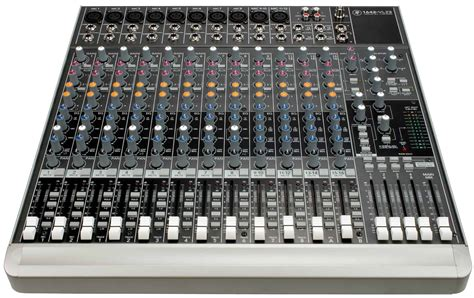 Mixer Mackie Second mackie 1604 vlz3 16 channel mixer 1 4 outs zeo brothers