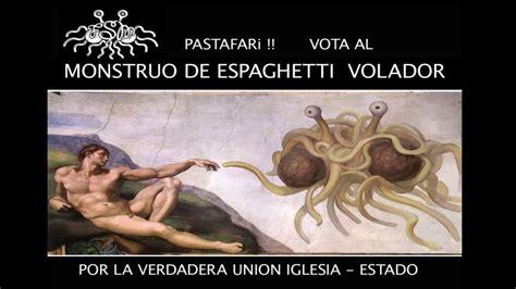 el evangelio del monstruo de espagueti volador by la religi 243 n del dios monstruo de espaguetis volador recurrir 225 a la audiencia nacional