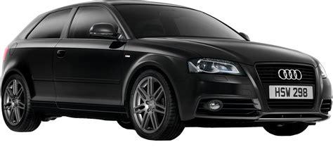 car black black audi png car image