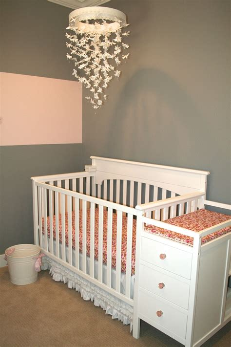 Grey Baby Crib With Changing Table Graco Crib Interesting Graco Cribs In