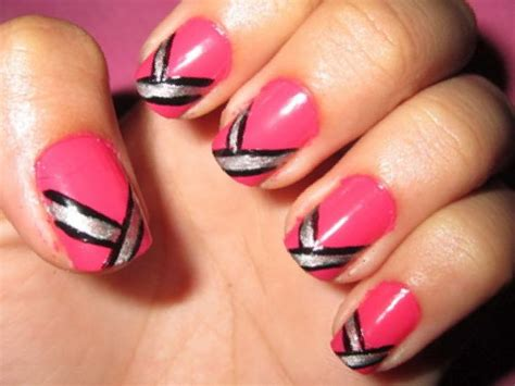 Cool Simple Nail by Cool Simple Nail Designs And Beautiful