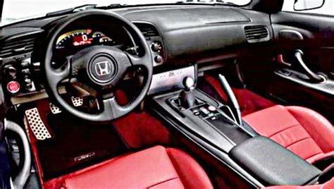 honda s2000 interior 2017 honda s2000 release date redesign interior 2018