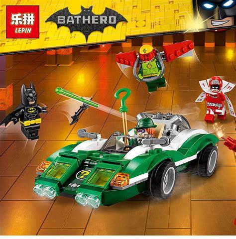 Jual Lepin 07059 Batman The Riddler Riddle Racer popular educational riddles buy cheap educational riddles lots from china educational riddles