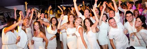 white themed events 5 party ideas that your friends will love
