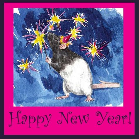 new year metal rat 1000 images about rats holidays on