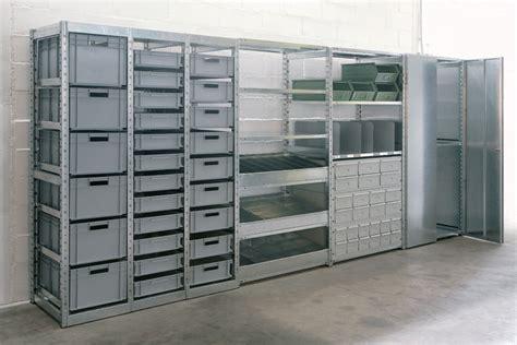 scaffali metallici componibili on line scaffalature in metallo a bullone e incastro proposte