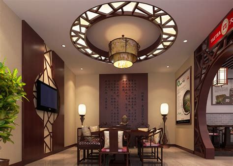 china tea room tea room with retro ls 3d house free 3d house pictures and wallpaper