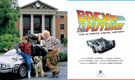 Ultimate Book Of Franchises franchise fred book review back to the future the