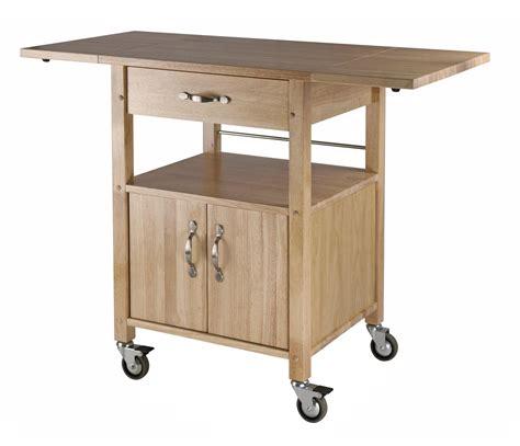 Marvelous Kitchen Island Carts #2: 84920_open_leaf_jpg_kitchen_cart_double_drop_.jpg