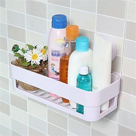 plastic shelves for bathroom plastic bathroom shelf kitchen storage holder kitchenware toiletry dish rack with