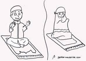 gambar anak berdoa untuk diwarnai gambar mewarnai