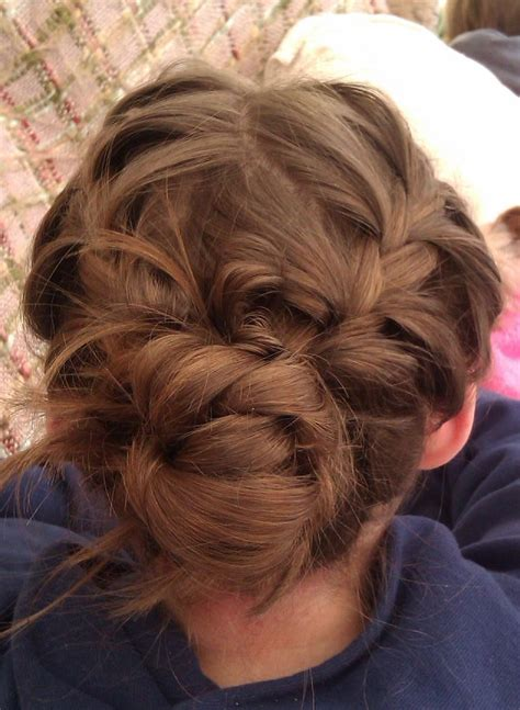 pics of french plaited hair french plait bun hair pinterest buns plaits and