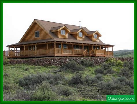 one story ranch house plans with wrap around porch 001