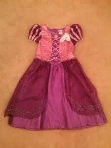 Walt disney world children s rapunzel princess dress ebay