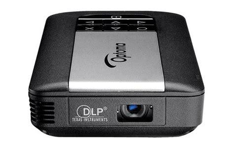 Proyektor Mini Optoma Optoma Pk120 Proyektor Mini Bagi Yang Berbudget Minim