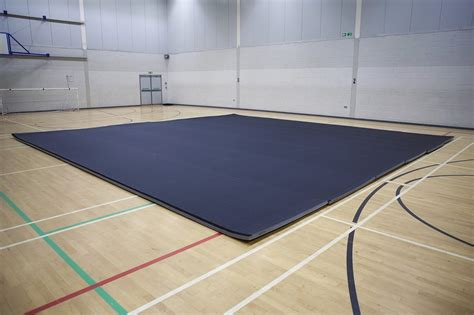 Foam Connecting Mats by Promat Roll Out Mat Connect Athletics Direct