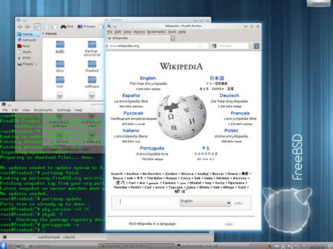 freebsd ports collection index the freebsd project freebsd wikipedia