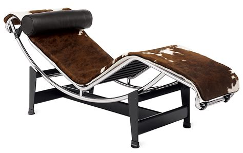 chaise lounge le corbusier lc4 chaise longue design within reach