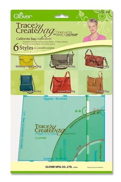 trace n create bag templates trace n create bag template california haberdashery