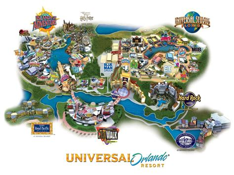 universal map us ioa citywalk maps the dis disney discussion forums disboards