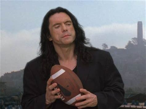 The Room Football by The Room Wiseau S Masterpiece