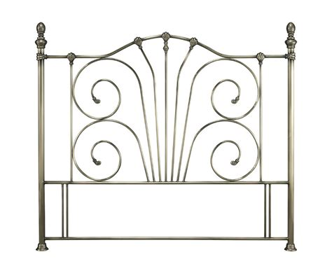 brass bed headboard jess antique brass metal headboard just headboards