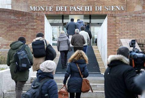 Banche Gruppo Mps by Mps Cisl E Banca Etica Basta Con Il Casin 242 Finanziario