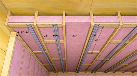 Sound Insulation Basement Ceiling Thymetoembraceherbs How To Sound Proof Home Theater Room Ceiling Home
