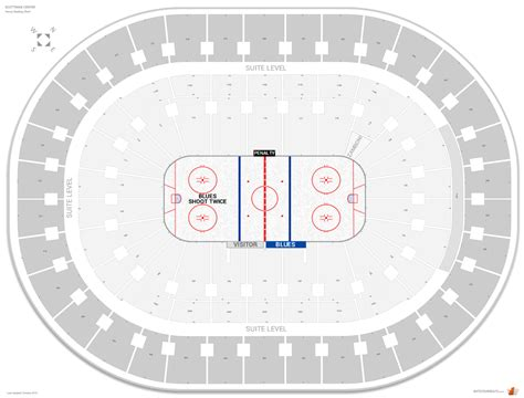 scottrade center seating rows how many rows are in each section at scottrade center for