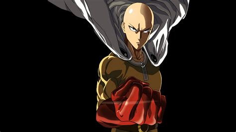 wallpaper 3d one punch man saitama one punch man wallpapers hd wallpapers id 16960