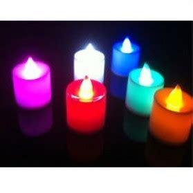 Led Light Candle Aa Nw002 Led Candle Aa Hj 0001a White Jakartanotebook