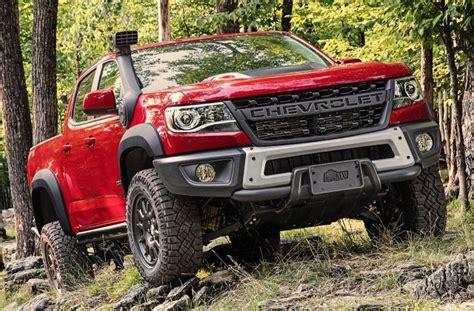2020 Chevrolet Colorado Updates by 2020 Chevrolet Colorado Refresh Changes Release Truck